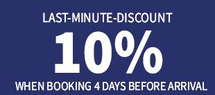 Last Minute Discount